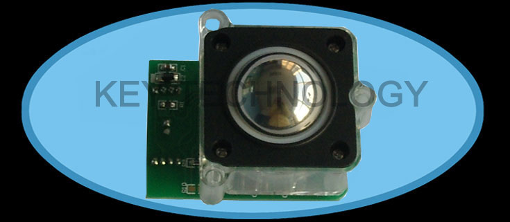 IP68 25mm stainless steel optical trackball MODULE