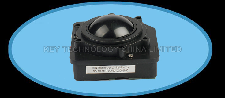 IP65 rated 50mm Mechanical Trackball MODULE