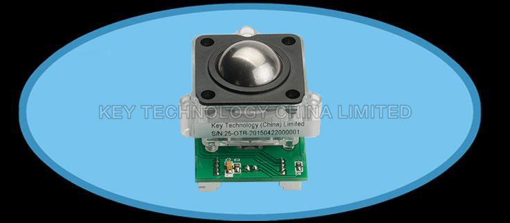 IP65 25mm stainless steel Trackball MODULE